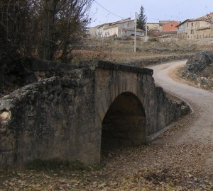 Puente Fuente delos Caños. Año 1931